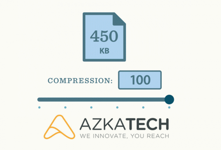 Image Attachment Compression